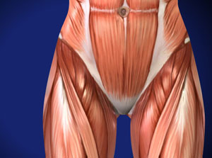 Treating Muscle strains of the thigh Plano, Frisco, McKinney and Allen