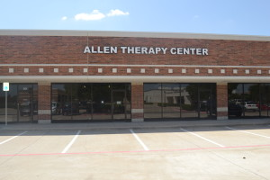 physical therapy centers in Allen