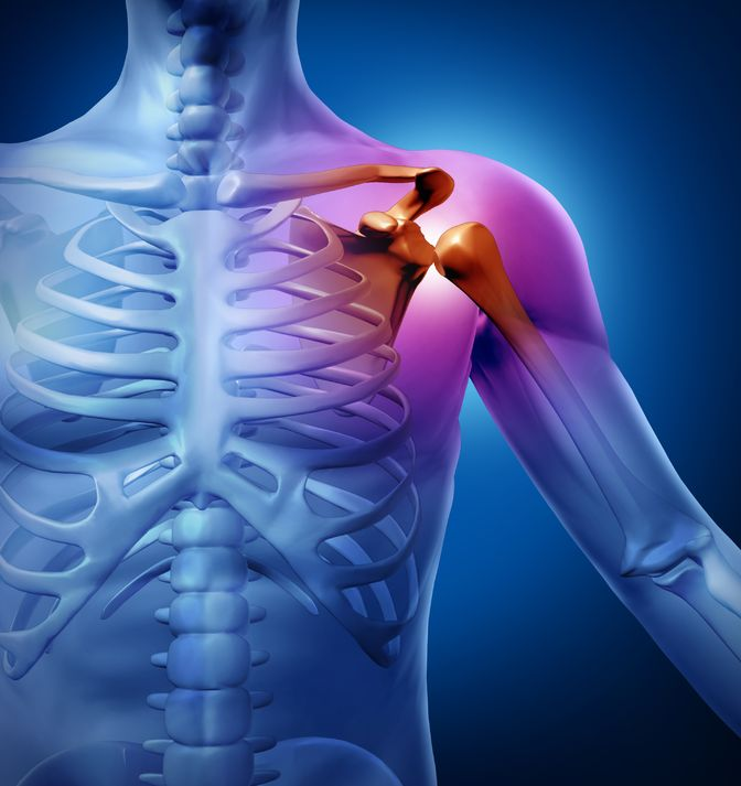 Shoulder Surgery in Plano, Frisco, McKinney and Allen