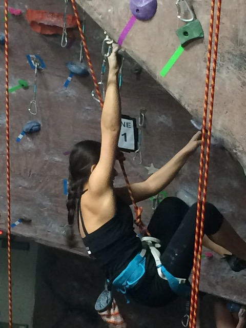 Return to the Activities you Love - climbing