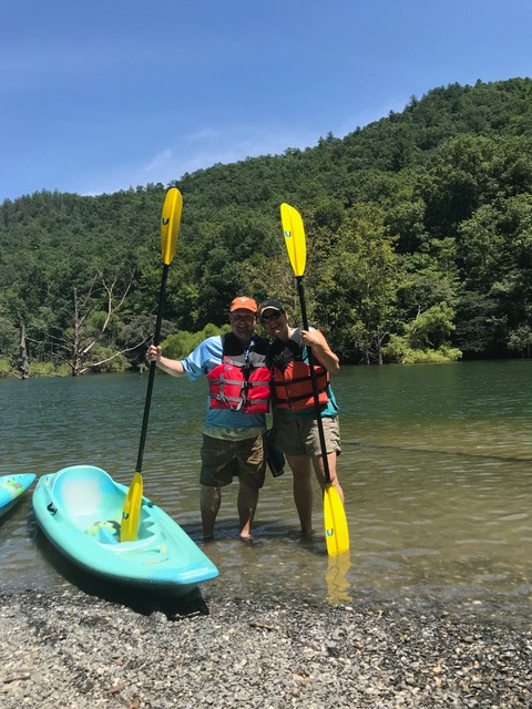 Return to the Activities you Love - kayaking