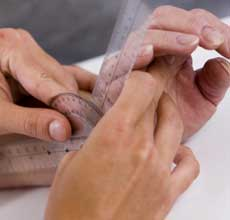 What type of therapy is needed for a carpal tunnel?